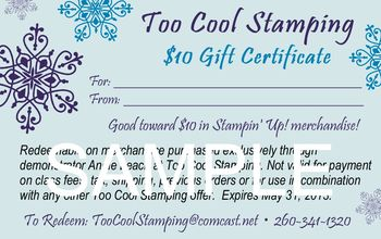 Gift certificate 2012 - holiday sample-001