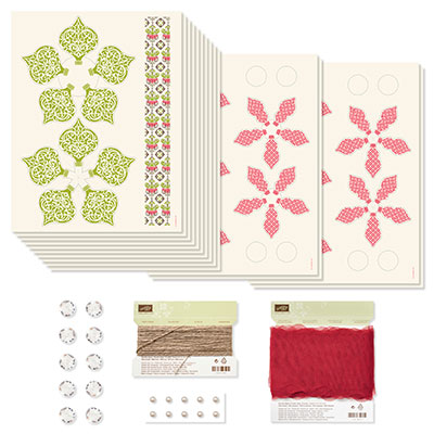 Ornamental elegance kit 132832