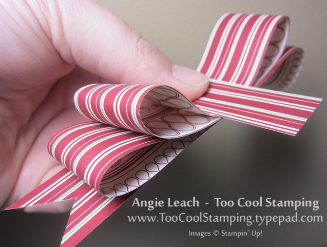 3 step bow - assembly