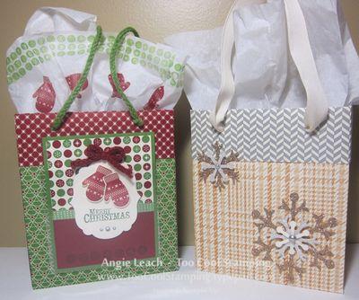 Lg gift bag - two cool