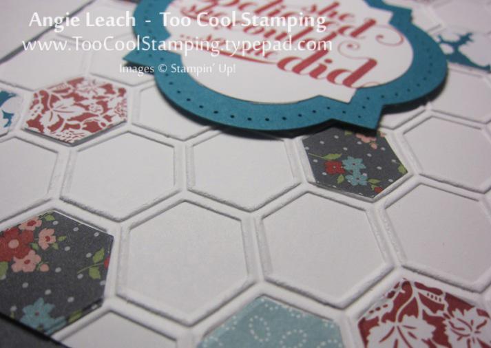 Spring kickoff - hexagons v2