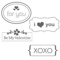 My little valentine 132242L