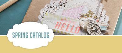 Spring catalog banner CM1176B