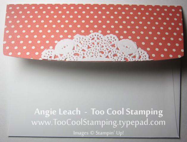 Shoebox - envelope