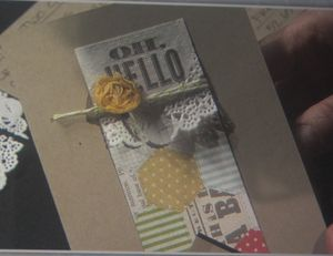 Shoebox - shelli card