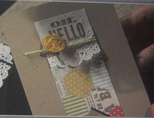 Shoebox - shelli card