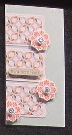 Decorative label long