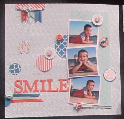 Smile page