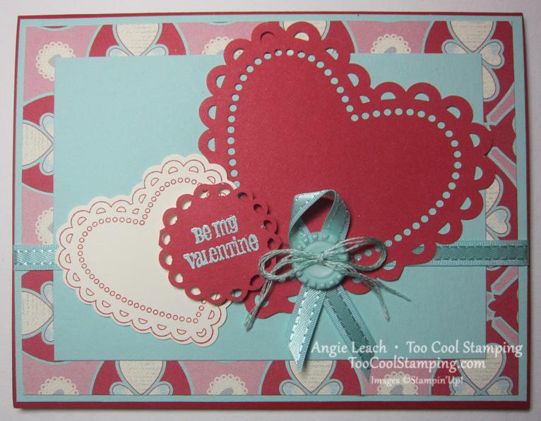Scallop hearts - kathe