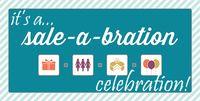 Sab celebration logo