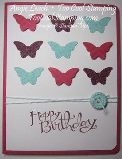 Butterflies 9 - melon