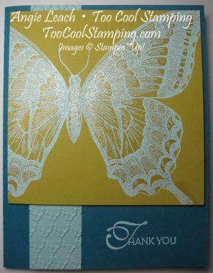 Swallowtail - pool indigo