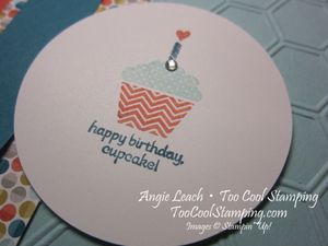 Angies class - patterned birthday 2
