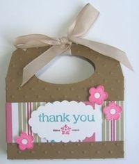 Scallop envelope