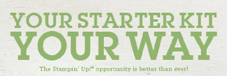 My Way Starter Kit banner