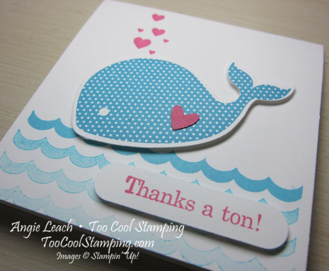 Oh whale - thanks 2