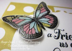 Butterflies stained glass - friend 3