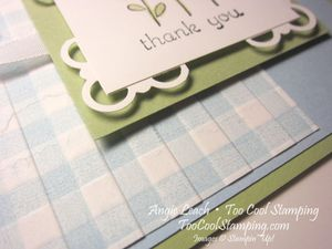 Gingham events - flowers 2