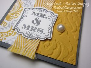 Wedding gift tags - fringe 2