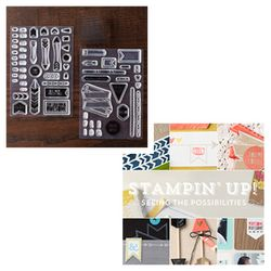 Show & tell bundle 134533L