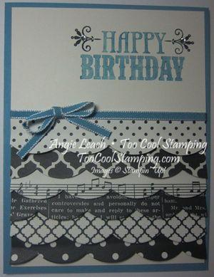 Medley birthday - marina