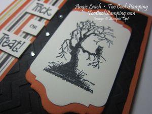 Halloween card - 3