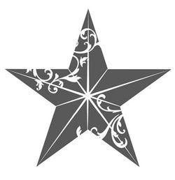 Single - christmas star 134813L