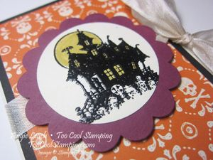 Envelope treat - embossed 3
