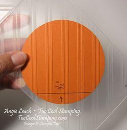 Pumpkin box - circle 2