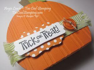 Pumpkin box - trick or treat 2