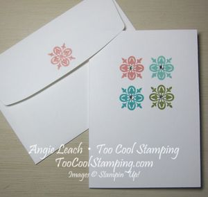 M&t - notecards four