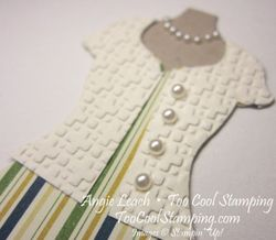 Ss - dress up cream cardigan 2