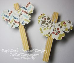 Bbbs - butterfly magnets