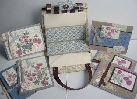 Elements of style purse ensemble