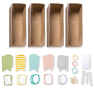 Tag a box bundle 131372L