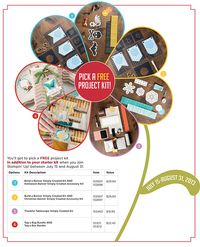 Pick project