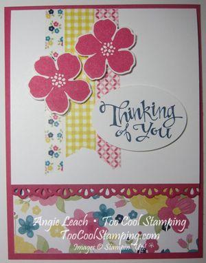 Gingham fold - thinking 2
