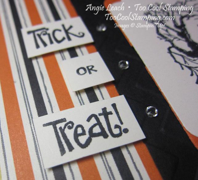 Halloween card - 2