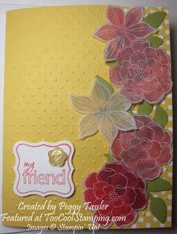 Peggy - secret garden yellow copy