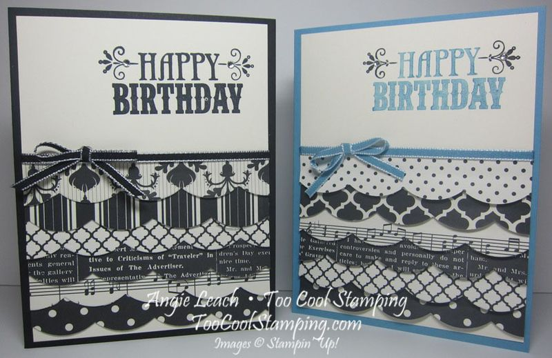 Medley birthday - two cool