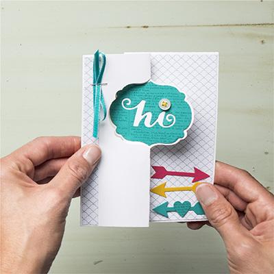 Label card 1