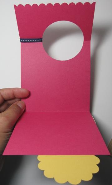 Birthday fancy fold 3 - trudy freas