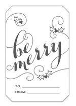 Single - be merry 134767L