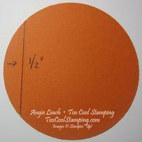 Pumpkin box - circle 1