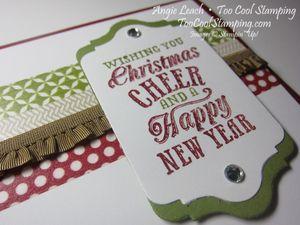 Christmas messages washi - wishing 2