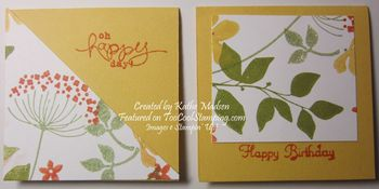 Kathe - two mini cards copy