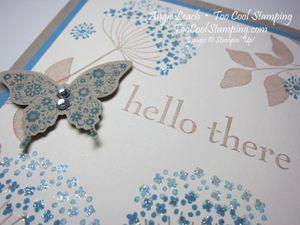 Summer silhouette sparkle - hello 2