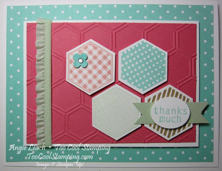 Hexagon - thanks
