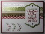 Christmas messages washi - wishing