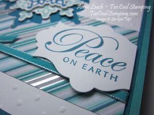 Shoebox festive flurry - peace 3